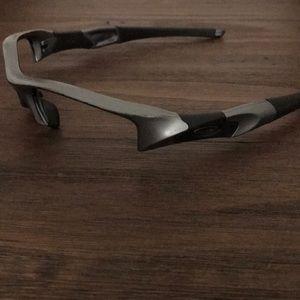 Oakley flak jacket frame-no lenses inc